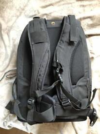 Lowepro camera/tech bag with laptop pocket