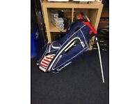 RARE Taylormade US Open 2017 Stand Bag