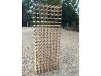 Traditional 133 Bottle Wine Rack