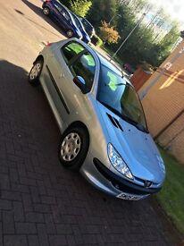 Peugeot 206 diesel £595