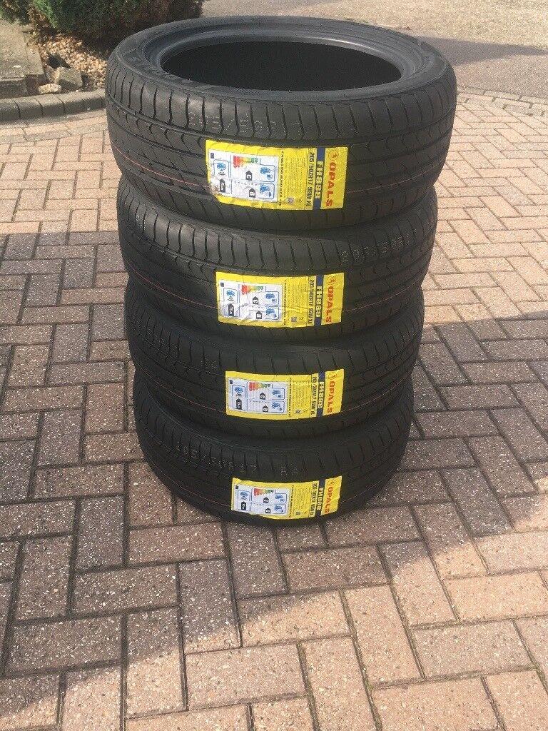 4xBrand New 205/50/17 tyres