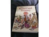 Roald Dahl Treasury Hardback Book