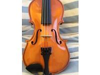 Violin 1/4 Andreas Zeller