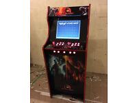 Mortal Kombat Fullsize Arcade Machine