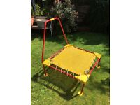 Kids 85cm X 85cm X 23cm trampoline