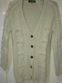 M&S Limited collection lady cardigan size 10