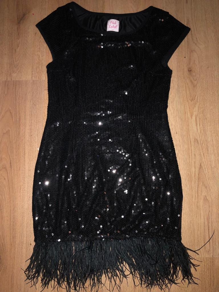 Sequin dress size 12