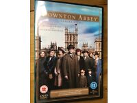Downton Abbey - series 5 -dvds