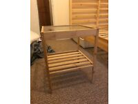 Ikea bedside table - 8 months old (RRP £9)