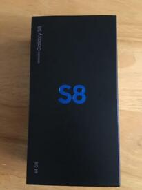 Samsung Galaxy S8 Brand New Boxed Unlocked