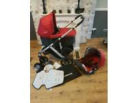 Uppababy vista 2013 package £100 If gone tonight