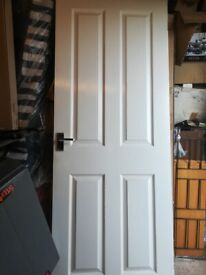 Internal house door