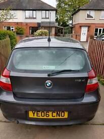 BMW 1 SERIES SPORT 2.0 DIESEL
