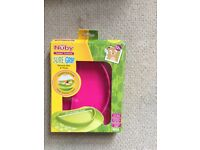 nuby mat and plate