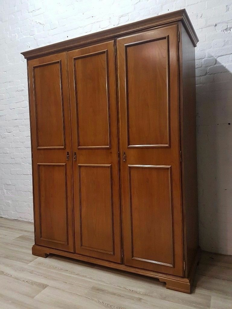 Triple Wardrobe By Younger Furniture (DELIVERY AVAILABLE FOR THIS ITEM OF FURNITURE)