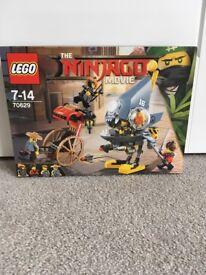 Ninjago Lego Set
