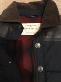 River island sleeveless jacket aged 6yrs boys