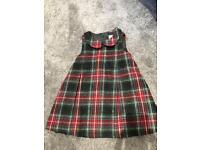Girls next dress 9-12 months