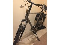 gazelle bike c7+..2016 edition.. very good condition and its still on waranty..