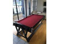 Harvard Pool & Air Hockey Flip Table
