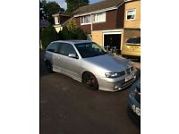 Seat Ibiza cupra 248 bhp turbo remapped modified vag st type r vxr