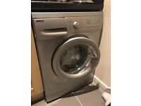 Washing machine - Beko 6kg Silver