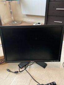 Dell Monitor 20 inches