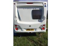 Sterling Eccles topaz caravan £7000