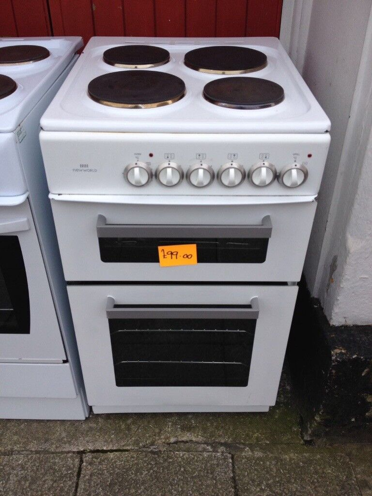 white and silver electric cooker for sale