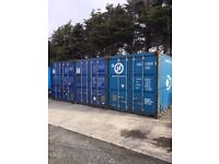 20 ft Storage Containers Available for Rent