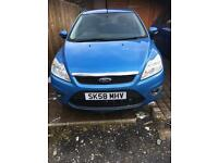 Ford Focus (100ps) Style 1.6