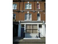 Marylebone NW1 very central 2-bed flat in period terrace, both en-suite, quiet, close tubes/buses