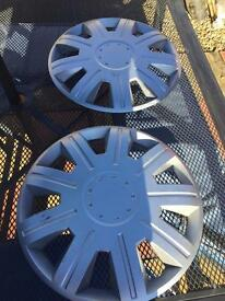 Wheel trims 14""