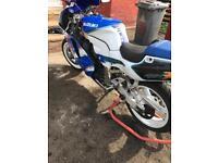 Suzuki Gsxr 750 Spares Repair may break px swop