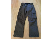 "Moah Winter Sports/Skiing/Snowboarding Pants - Small (~30"" waist)"