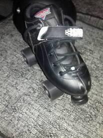 Size 5 roller derby skates