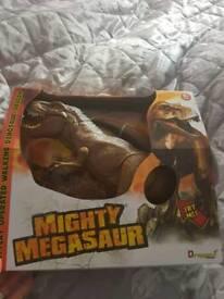 Brand new Mighty megasaur dinosaur toy
