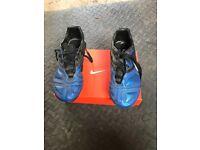 Kids Nike football boots uk 13