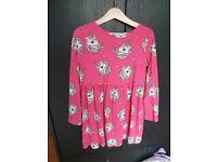 Unicorn dress size 6-8
