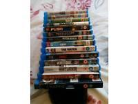 Blu ray bundle x 14