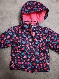 Child's winter coat age 2-3