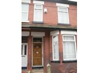 3 bed terraced house - FURNESS ROAD - Ideal location - Academic Year 2017/18