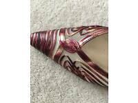 Ladies' Asensio Comfort evening\occasion shoes - size 37.