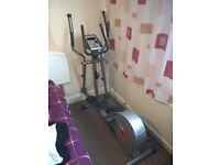 York Fitness Diamond X301 Elliptical Cross Trainer