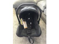 Brand new Joie Juva Classic group 0+ Car Seat