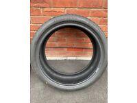 "Set of 2 - Bridgestone Turanza 19"" Run flat tyres 225/40/R19"