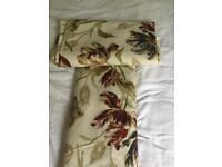 Laura Ashley upholstery material x 2 lengths new, never used