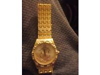 New mans watch.