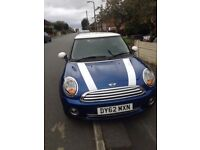 2012 MINI COOPER VERY LOW MILEAGE.25K EXCELLENT CODITION
