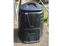 Brand New Ecomax 220L Garden Compost Bin